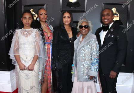 Editorial image of 62nd Annual Grammy Awards, Arrivals, Los Angeles, USA - 26 Jan 2020