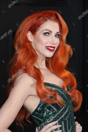 Stock Picture of Bonnie McKee