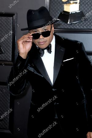 Stock Photo of LL Cool J