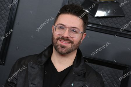 Stock Image of Danny Gokey