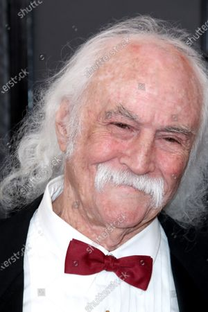 Stock Picture of David Crosby