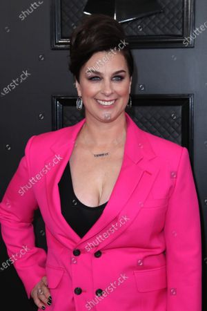 Stock Image of Tracy Young