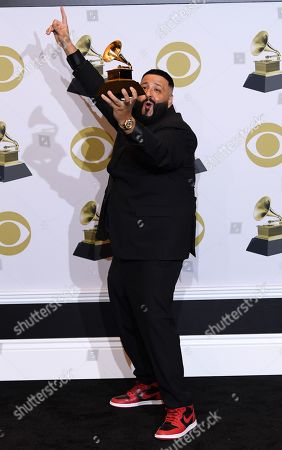 DJ Khaled - Best Rap/Sung Performance of the Year - Higher