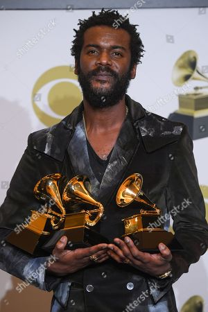 Gary Clark Jr. - Best Music Video, Best Rock Song and Best Contemporary Blue Album - This Land
