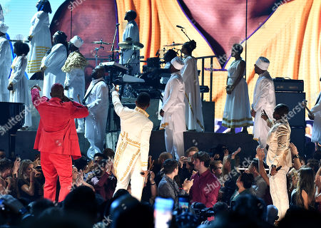 Editorial photo of 62nd Annual Grammy Awards, Show, Los Angeles, USA - 26 Jan 2020
