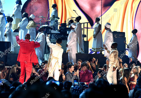 Editorial picture of 62nd Annual Grammy Awards, Show, Los Angeles, USA - 26 Jan 2020