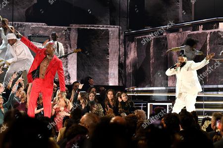 YG and DJ Khaled