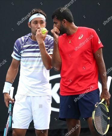 Editorial image of Australian Open Tennis, Melbourne, Australia - 22 Jan 2020