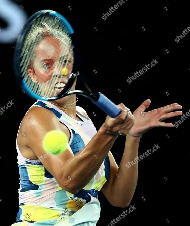 Editorial photo of Australian Open Tennis, Melbourne, Australia - 22 Jan 2020