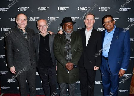 Editorial photo of 'A Soldier's Play' Broadway Opening, New York, USA - 21 Jan 2020