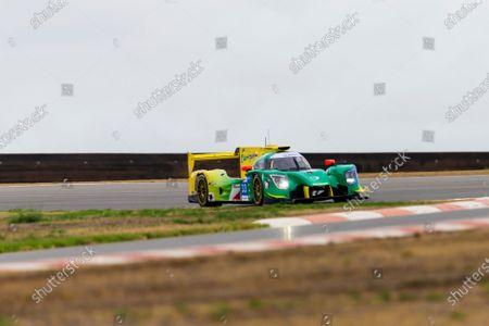 The number 33 Inter Europol Endurance LMP2 driven by John Corbett, Nathan Kumar, Mitchell Neilson during free practice 1