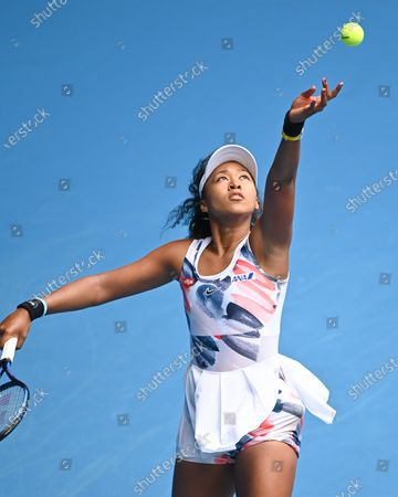 Editorial photo of Tennis Australian Open Day 3, Melbourne, USA - 22 Jan 2020