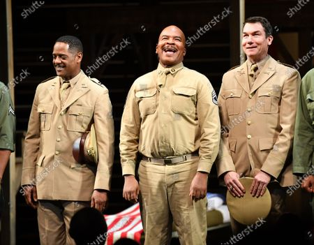 Blair Underwood, David Alan Grier and Jerry O'Connell