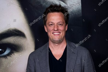 Nathan Barr poses on the red carpet prior to the premiere of Universal Picture film 'The Turning' at the TLC Chinese Theater in Hollywood, California, USA, 21 January 2020. The Turning is to be released in the US on 24 January 2020.