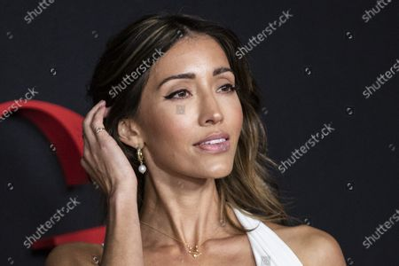 Stock Picture of Fernanda Romero poses on the red carpet prior to the premiere of Universal Picture film 'The Turning' at the TLC Chinese Theater in Hollywood, California, USA, 21 January 2020. The Turning is to be released in the the US on 24 January 2020.