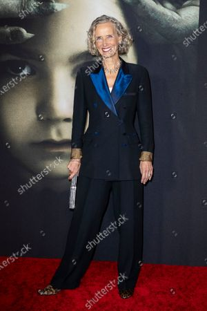 Stock Picture of Barbara Marten poses on the red carpet prior to the premiere of Universal Picture film 'The Turning' at the TLC Chinese Theater in Hollywood, California, USA, 21 January 2020. The Turning is to be released in the the US on 24 January 2020.