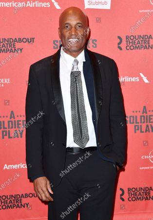 Editorial picture of 'A Soldier's Play' Broadway Opening, Photocall, New York, USA - 21 Jan 2020