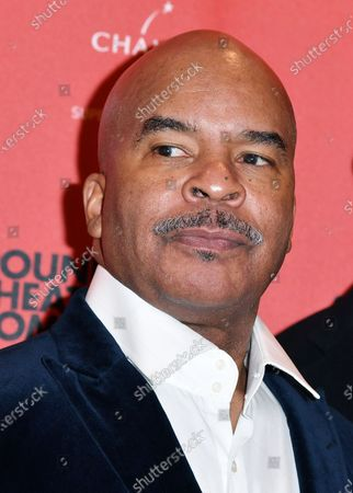 Stock Picture of David Alan Grier
