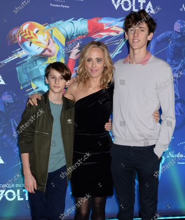 Editorial image of Cirque du Soleil 'Volta' premiere, Arrivals, Los Angeles, USA - 21 Jan 2020