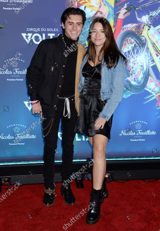Editorial photo of Cirque du Soleil 'Volta' premiere, Arrivals, Los Angeles, USA - 21 Jan 2020