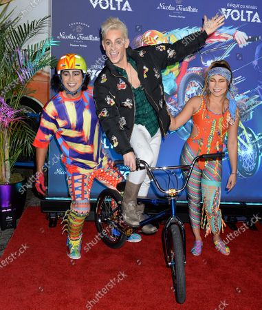 Frankie Grande and guests