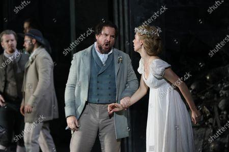 Editorial photo of 'Don Giovanni' final dress rehearsal, Joan Sutherland Theatre, Sydney Opera House, Australia - 22 Jan 2020