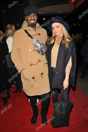Mason Smillie and Stephanie Prentice