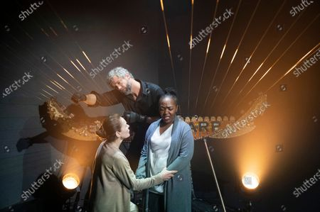 Editorial picture of 'Persona' Play performed at the New Riverside Studios, London, UK - 21 Jan 2020