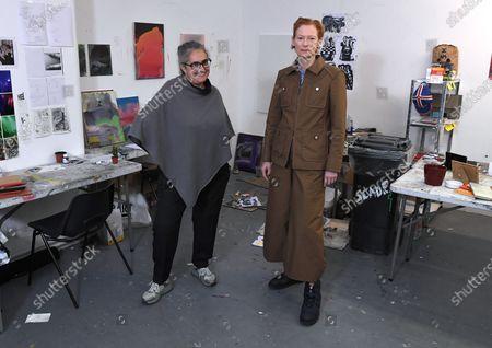 Editorial image of Artists launch Art Fund campaign to #saveprospectcottage - filmmaker Derek Jarman's home, London, UK - 22 Jan 2020