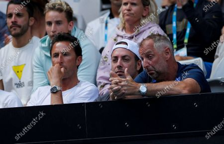 Editorial image of Australian Open Tennis, Day Four, Melbourne Park, Australia - 23 Jan 2020
