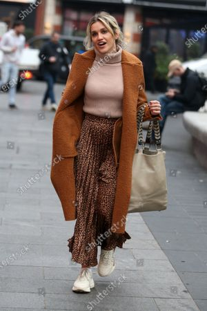 Editorial image of Ashley Roberts out and about, London, UK - 22 Jan 2020