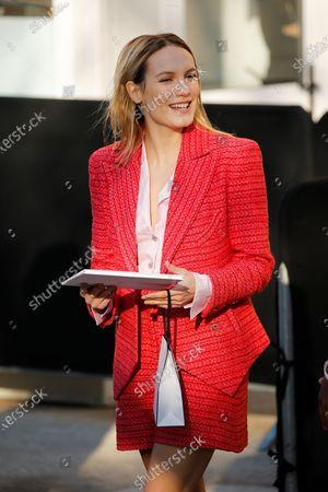 Stock Photo of Ana Girardot