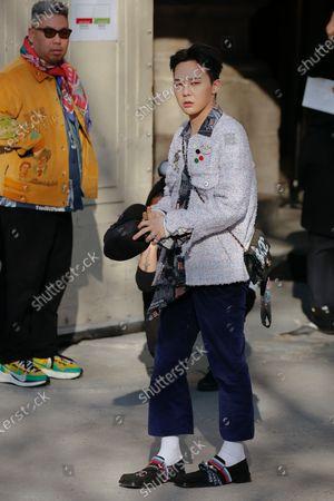 Stock Photo of G-Dragon