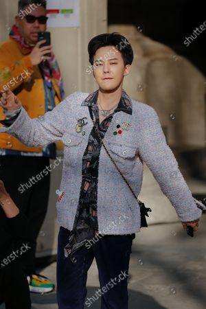 Stock Picture of G-Dragon