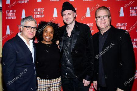 Editorial photo of 'Paris' play opening night, New York, USA - 21 Jan 2020