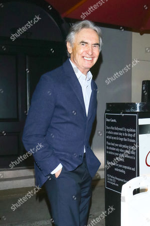 Editorial image of David Steinberg out and about, Los Angeles, USA - 21 Jan 2020