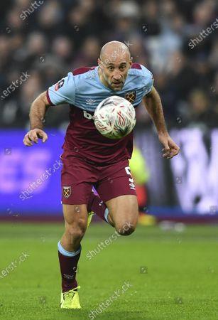 Pablo Zabaleta of West Ham United