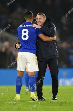 Editorial image of Leicester City v West Ham, Premier League, Football, King Power Stadium, Leicester, UK - 22 Jan 2020