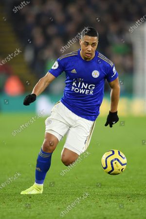 Editorial picture of Leicester City v West Ham, Premier League, Football, King Power Stadium, Leicester, UK - 22 Jan 2020