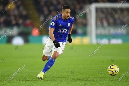 Editorial photo of Leicester City v West Ham, Premier League, Football, King Power Stadium, Leicester, UK - 22 Jan 2020