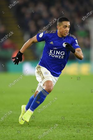 Stock Picture of Youri Tielemans of Leicester City.