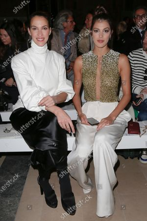 Editorial image of Stephane Rolland show, Front Row, Spring Summer 2020, Haute Couture Fashion Week, Paris, France - 21 Jan 2020