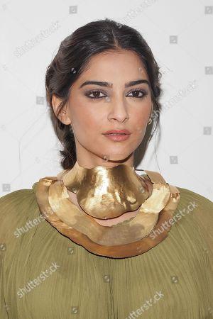 Stock Photo of Sonam Kapoor