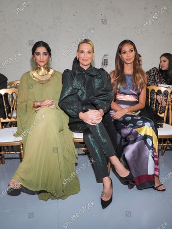 Sonam Kapoor, Molly Sims and Joan Smalls