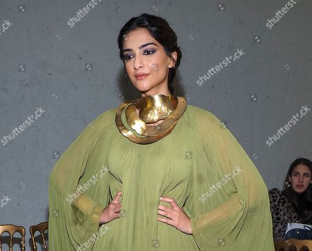 Stock Image of Sonam Kapoor