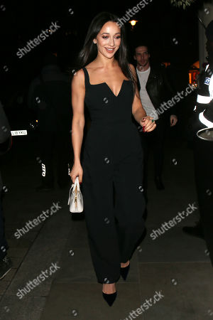 Editorial picture of Hourglass launch party, Connaught Hotel, London, UK - 22 Jan 2020