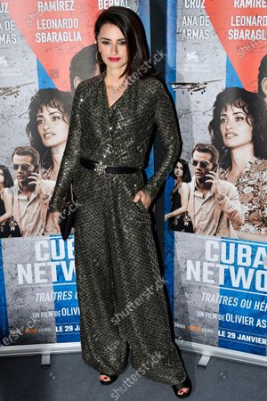 Editorial picture of Cuban Network film premiere in Paris, France - 22 Jan 2020
