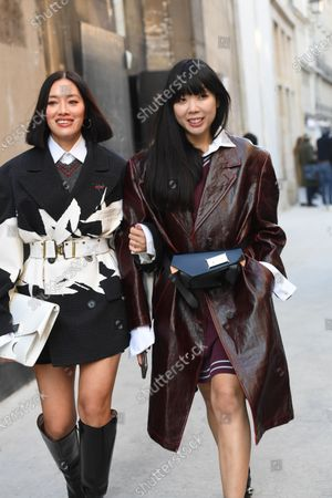 Tiffany Hsu, Susie Bubble