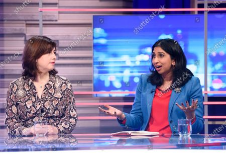 Lucy Powell and Suella Braverman