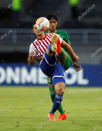 Editorial photo of South American Soccer U-23 Tournament, Pereira, Colombia - 22 Jan 2020